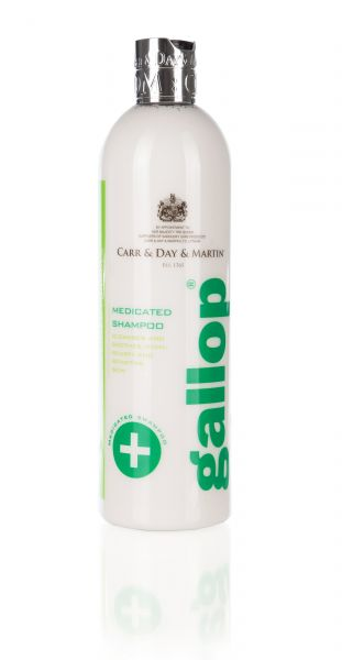 Carr Day Martin Gallop Medicated Shampoo