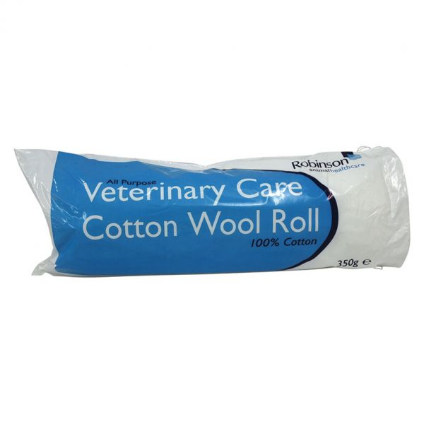 Robinsons Healthcare Absorbent Cotton Wool Roll 500grm