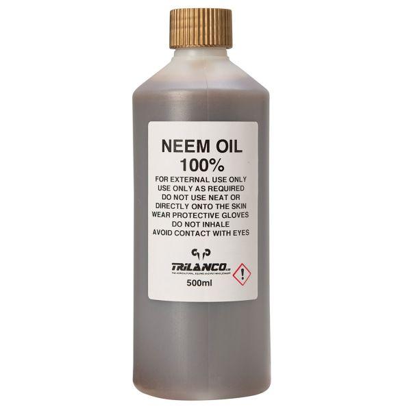 Gold Label Neem Oil - 500 Ml