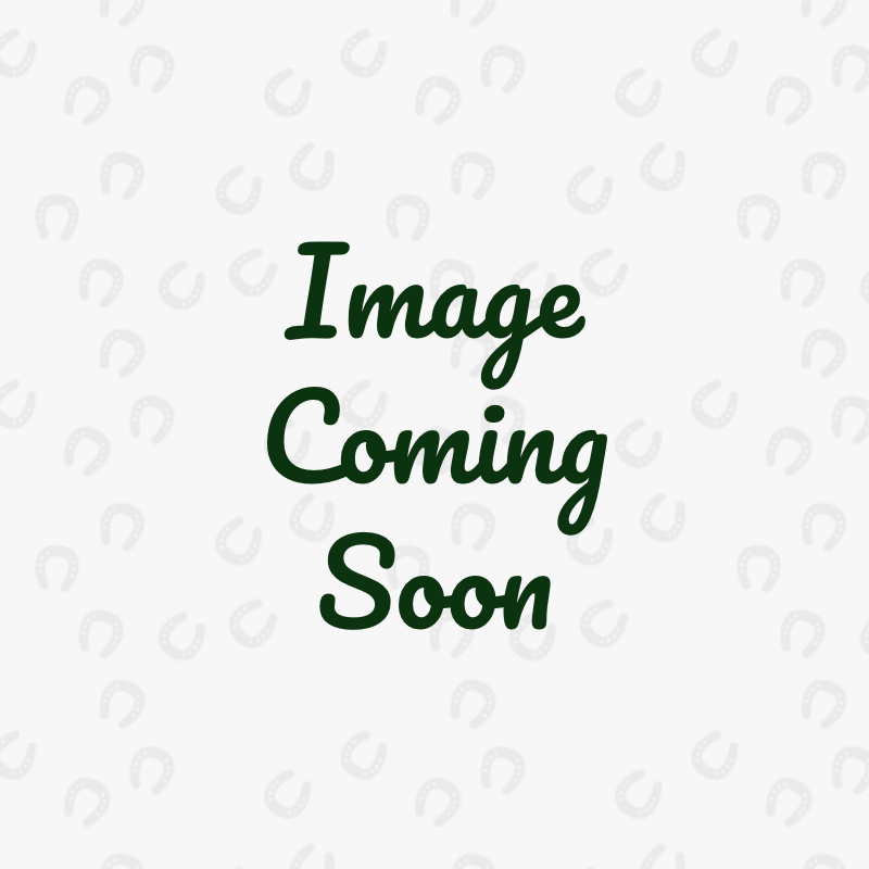 JHL Reins Rubber Training Red/White/Blue Size: Cob/Full