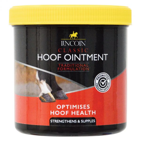 Lincoln Classic Hoof Ointment Size: 500g