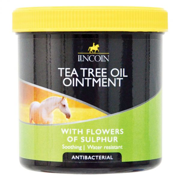 Lincoln Tea Tree Oil Ointment Size: 500g