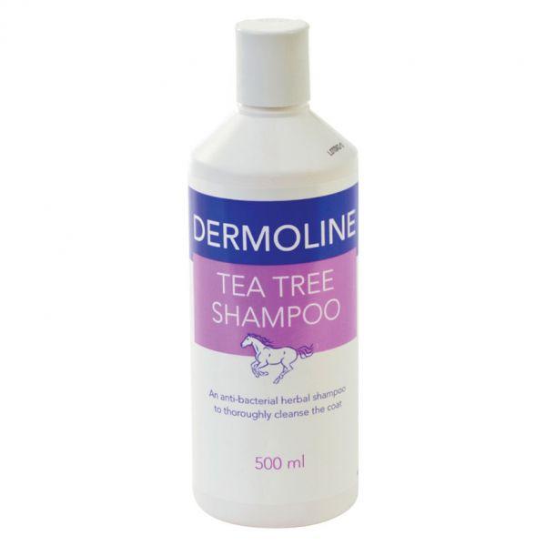 Dermoline Tea Tree Shampoo Size: 500ml