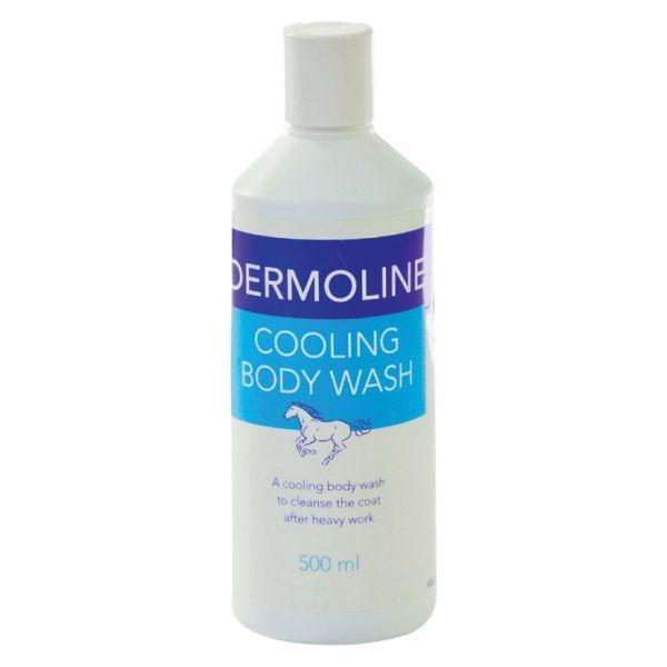 Dermoline Cooling Body Wash Size: 500ml