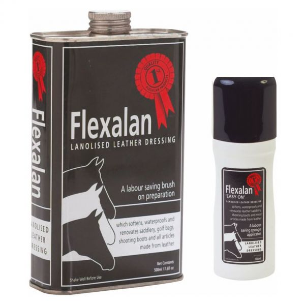 Flexalan Lanolised Leather Dressing