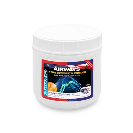 Equine America Airways Xtra Powder 500g Size: 500g