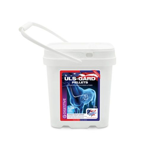 Equine America Uls-Gard Pellets 3kg Size: 3kg