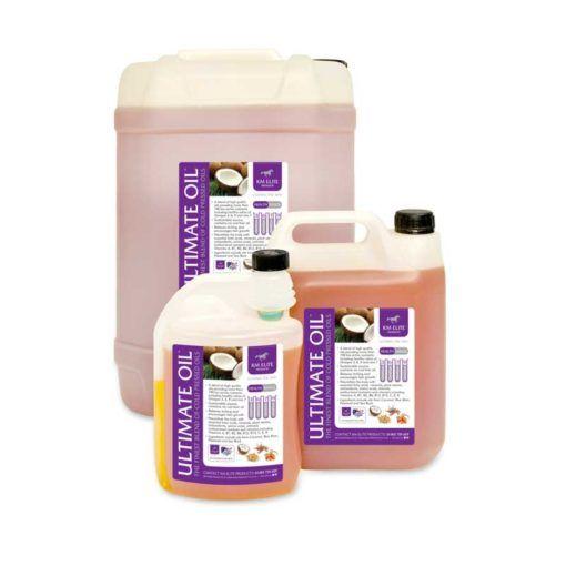 KM Elite Ultimate Oil 5tr Size: 5ltr