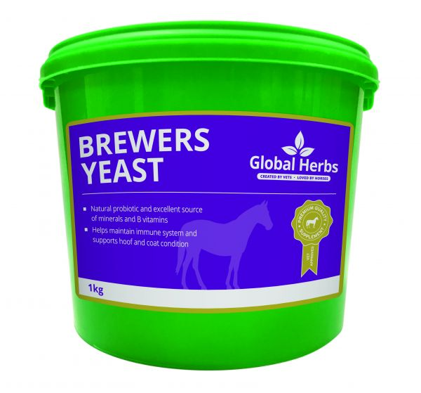 Global Herbs Brewers Yeast Size: 1kg