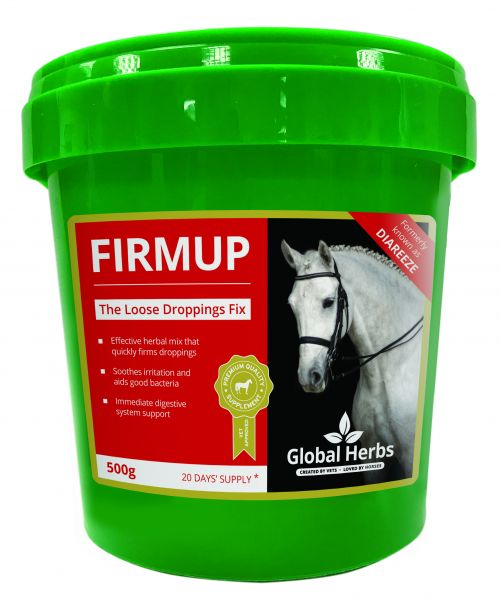 Global Herbs FirmUp  (formerly Diareeze) Size: 500g