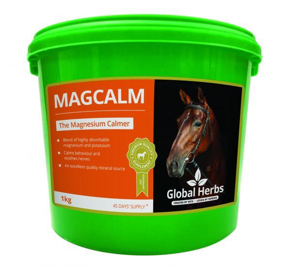 Global Herbs Magcalm Size: 1kg