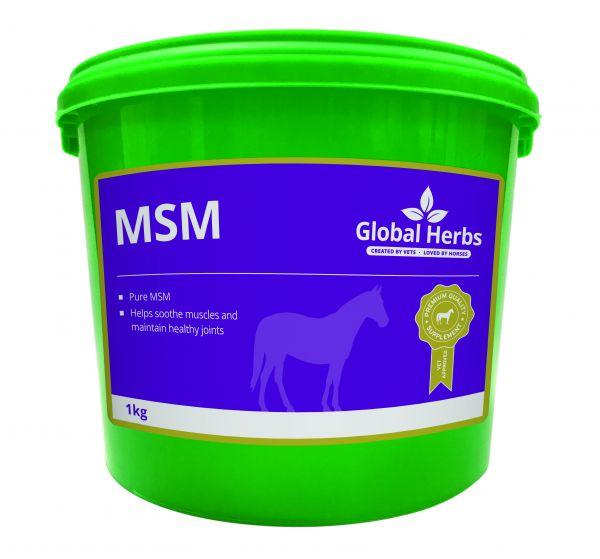 Global Herbs MSM Size: 1kg
