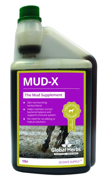 Global Herbs Mud-X Syrup Size: 1ltr