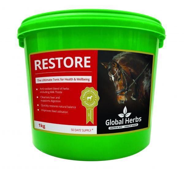 Global Herbs Restore Size: 1kg