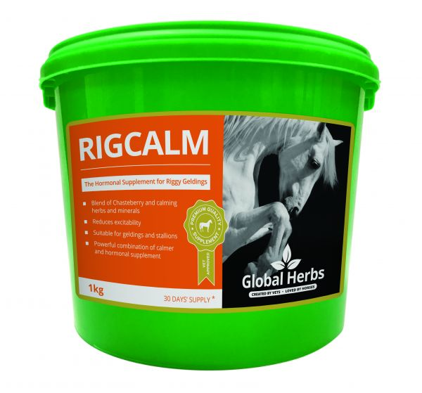 Global Herbs RigCalm Size: 1kg