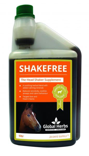 Global Herbs ShakeFree Liquid Size: 1ltr