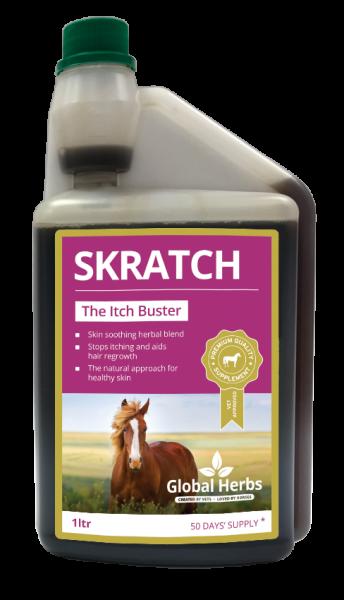 Global Herbs Skratch Syrup Size: 1ltr