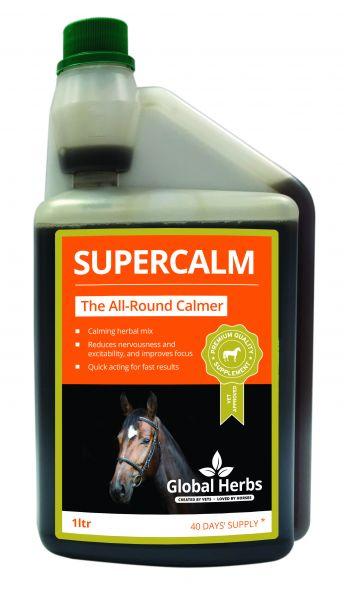 Global Herbs SuperCalm Liquid Size: 1ltr