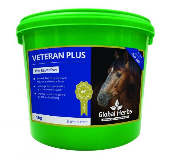 Global Herbs Veteran Plus Size: 1kg