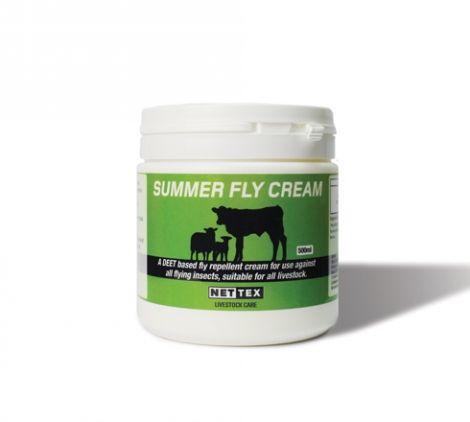 Nettex Summer Fly Cream for Horses 600ml