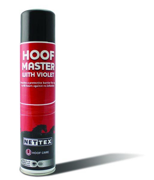 Nettex Hoofmaster with Violet 300g