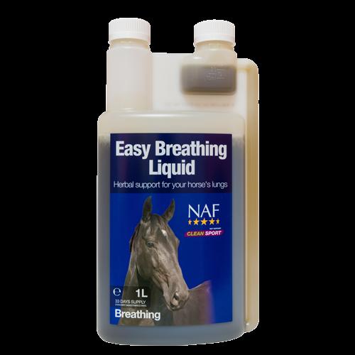 NAF Easy Breathing Liquid 1lt Size: 1ltr