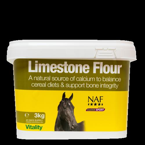 NAF Limestone Flour Size: 3kg