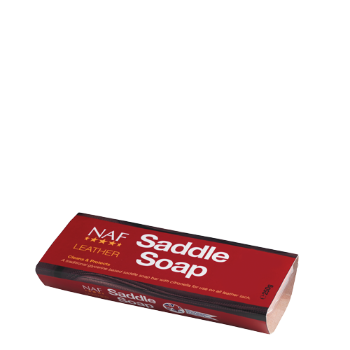 NAF Leather Saddle Soap 250G