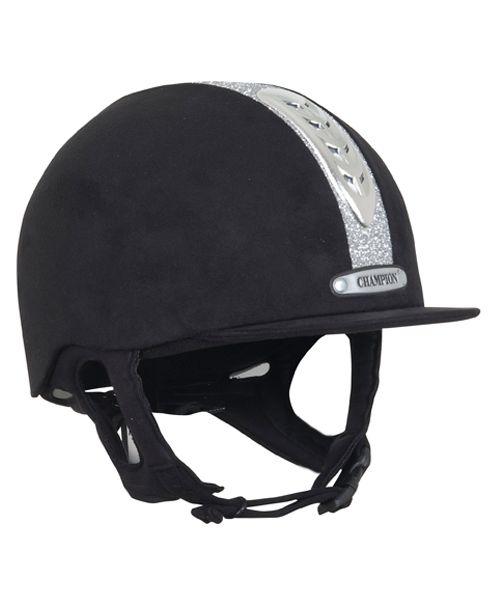 Champion X-Air Dazzle Plus Junior Riding Hat