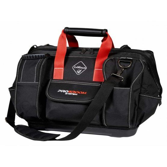 Progroom System Grooming Bag Colour: Black / Size: One Size