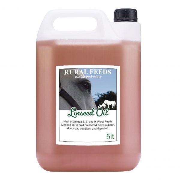 Rural Feeds Linseed Oil