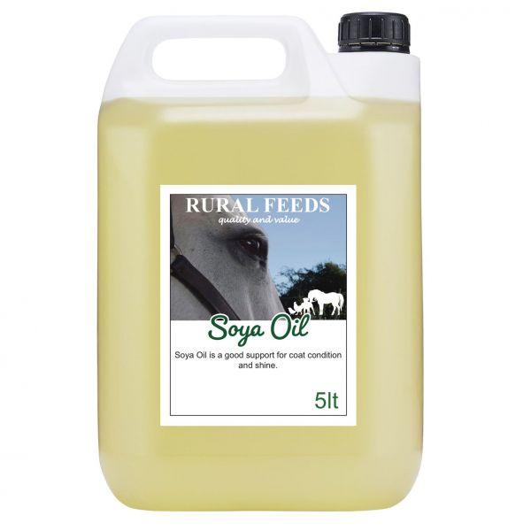 Rural Feeds Soya Oil