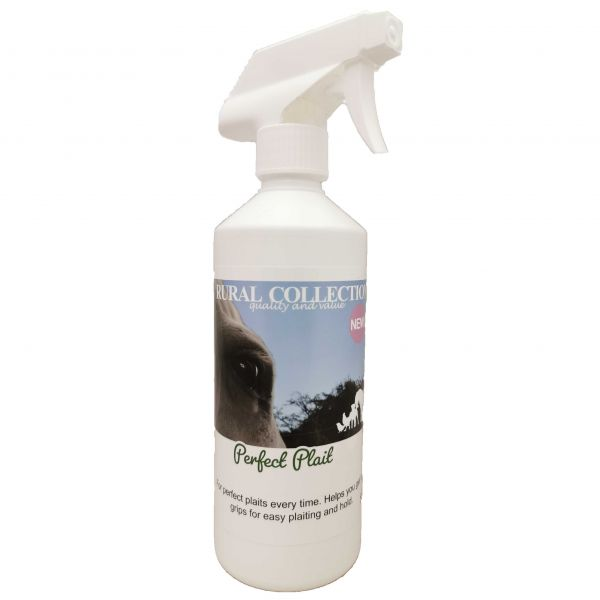 Rural Collection Perfect Plait 500ml Size: 500ml