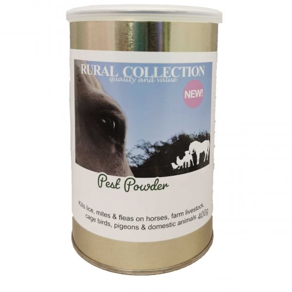 Rural Collection Pest Powder 500g