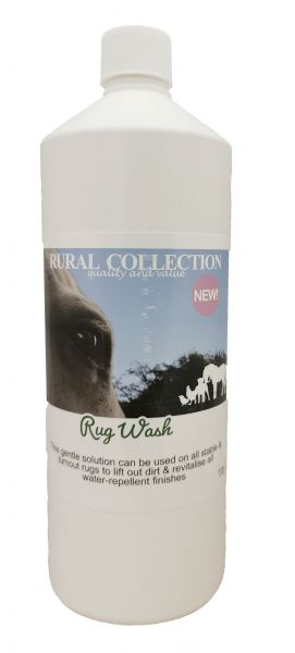 Rural Collection Rug Wash 1ltr