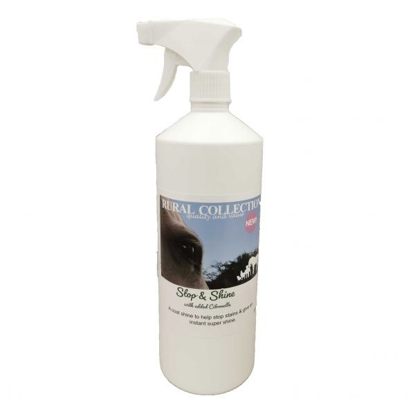 Rural Collection Stop & Shine 1ltr Size: 1ltr