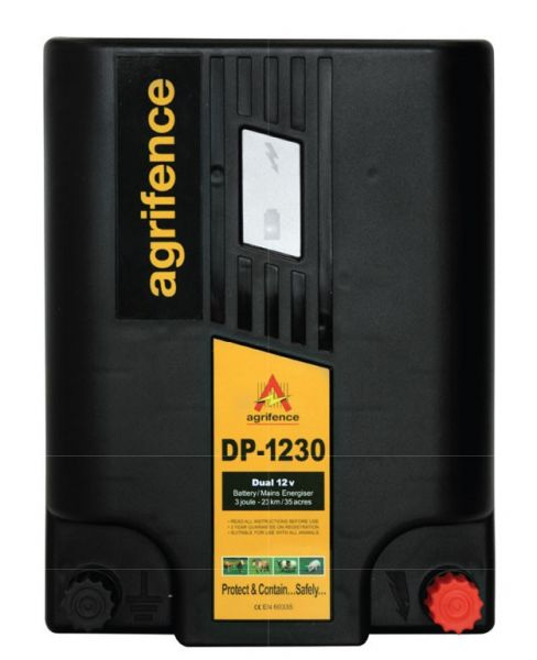 New DP1230e Dual Power Eco 5J