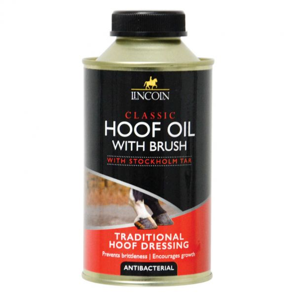 Lincoln Classic Hoof Oil - With Brush
