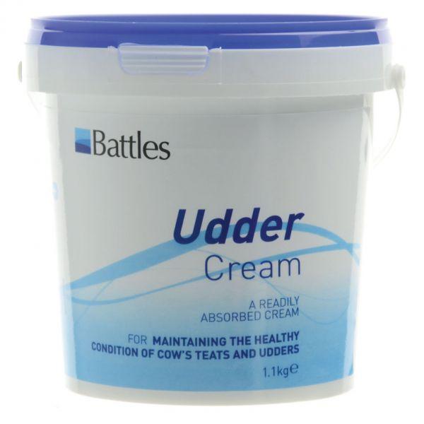 Battles Udder Cream 1.1kg
