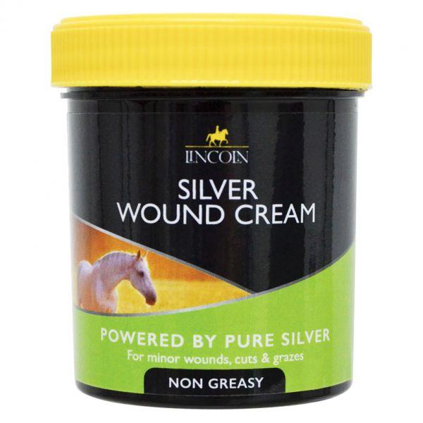 Lincoln Silver Wound Cream 200g