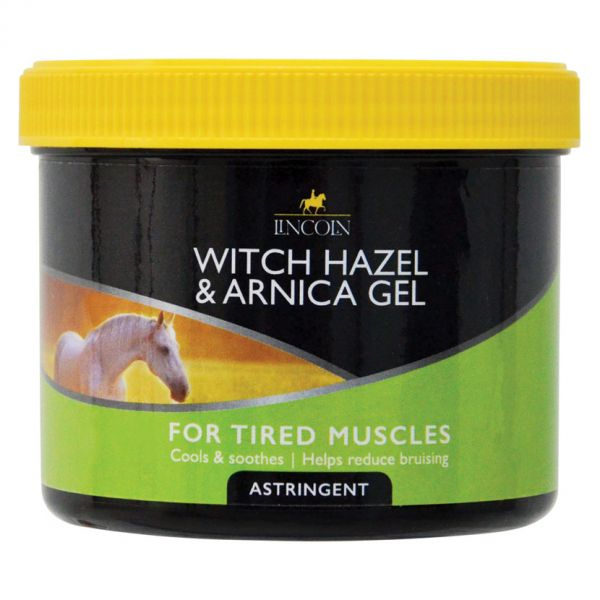 Lincoln Witch Hazel & Arnica 400g