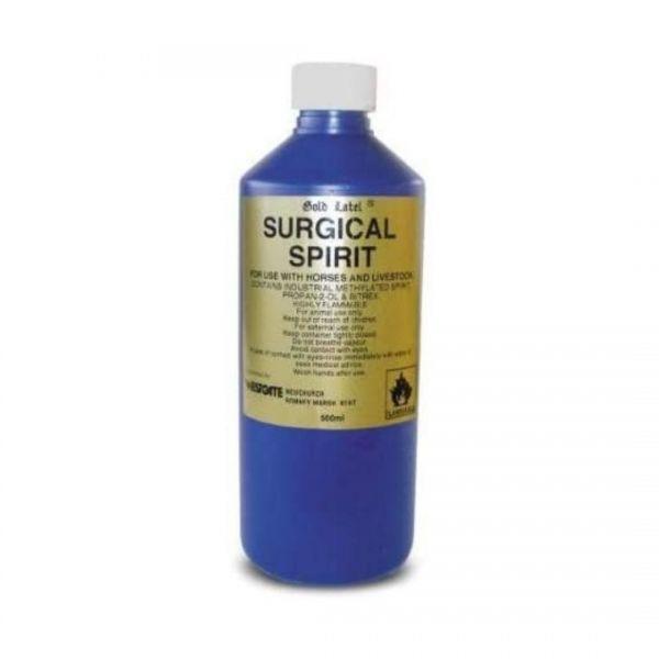 Gold Label Surgical Spirit - 500 Ml
