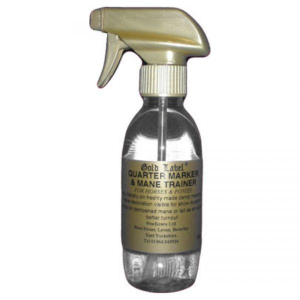 Gold Label Quarter Marker & Mane Trainer Spray