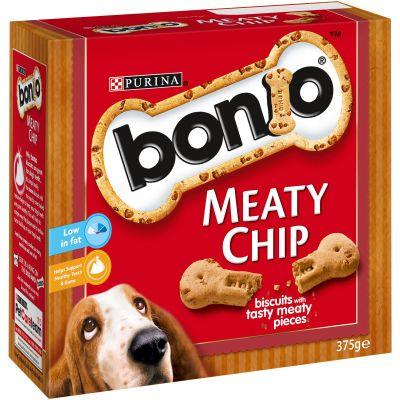 Bonio Meaty Chip box 375g