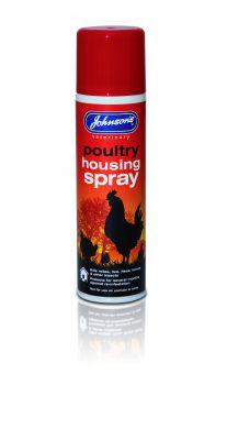 Johnsons Poultry Housing Spray 250ml