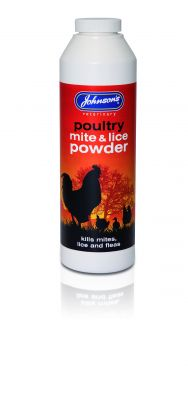 Johnsons Poultry Mite & Lice Powder 250g