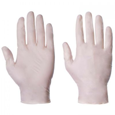 Super Touch Latex Gloves