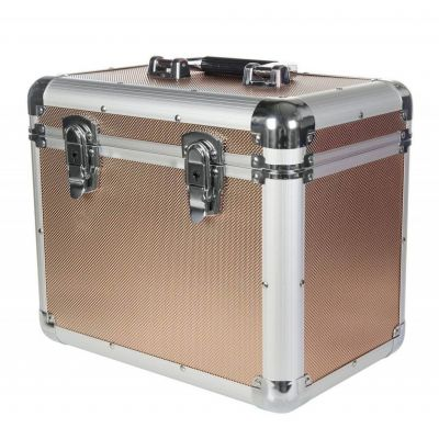 HKM Rose Gold Grooming Box Colour: Rose Gold