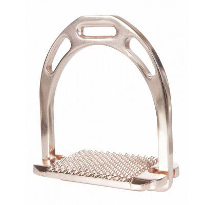 HKM Lightweight Aluminium Stirrups