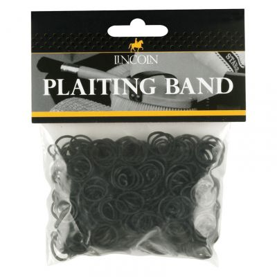 Lincoln Plaiting Bands 500pk